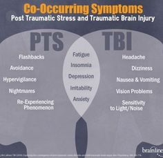 Traumatic Brain Injury and Post Traumatic Stress Disorder