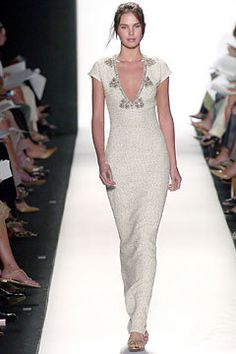 Oscar de la Renta Spring 2005 Ready-to-Wear Fashion Show - Chrissy