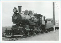 Engine 98, Strasburg RR - 1963