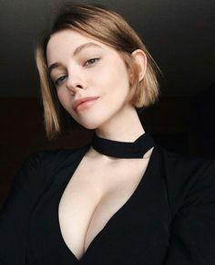 Kira Rausch é top bicho Girl Face, Woman Face, Girl Short Hair, Face Hair, Pretty Woman, Pretty Girls, Pretty People, Girl Hairstyles, Beauty Women