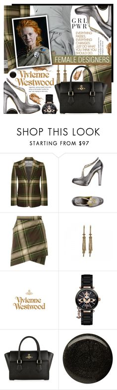 """Vivienne Westwood"" by celine-diaz-1 ❤ liked on Polyvore featuring Vivienne Westwood, Hard Graft and Balmain"