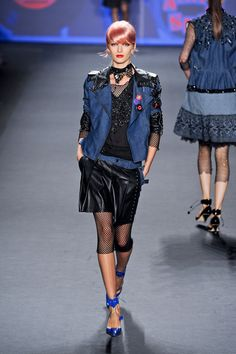 Anna Sui, Spring/Summer 2013, Ready to Wear