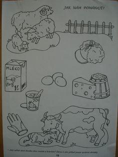 4 - hospodarsla zvirata Kids And Parenting, Animales