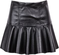 To find out about the Black High Waist Pleated PU Skirt at SHEIN, part of our latest Skirts ready to shop online today! Leather Skater Skirts, Black Pleated Skirt, Pleated Skirts, Gothic Rock, New Mens Fashion, Black Knees, Grunge Fashion, Dress Skirt, Character Outfits
