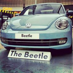 the new beetle VW. Mine was a charcoal color.