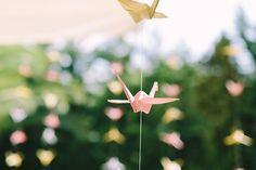 Πρωτοτυπη βαπτιση κοριτσιου με θεμα το origami