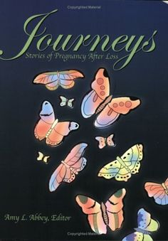 Journeys: Stories of Pregnancy After Loss, edited by Amy L. A book for parents by parents who had a successful subsequent pregnancy after a loss. Pregnancy After Loss, Pregnancy And Infant Loss, Grief Loss, Child Loss, Milwaukee Wisconsin, Rainbow Baby, Book Lists, Book Worms, Parenting
