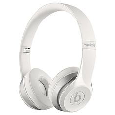 Buy Beats™ by Dr. Dre™ Solo 2 Wireless On-Ear Headphones with Bluetooth Online at johnlewis.com