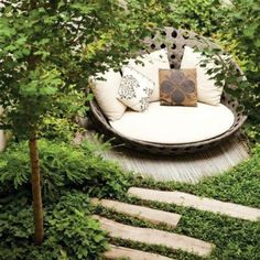 Love a large outdoor chair