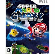 Nintendo Super Mario Galaxy Wii Super Mario Galaxy - Nintendo Wii Game http://www.comparestoreprices.co.uk/nintendo-wii-games/nintendo-super-mario-galaxy-wii.asp
