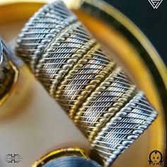 Pulse and Helix Staple Build Photo by: @widowmakervappr - #DripGram #vape…