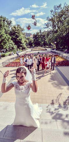 Esküvő a Wladek Creative szervezésében Mermaid Wedding, Wedding Dresses, Fashion, Bridal Dresses, Moda, Bridal Gowns, Wedding Gowns, Weding Dresses, Wedding Dress