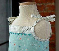 The Popover Sundress in Sew Hip | Blog | Oliver + S
