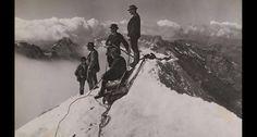 La vista desde Jungfrau