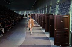 Défile Louis Vuitton Prêt-à-porter Automne-hiver 2013-2014 - Look 53