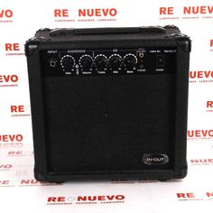 #Amplificador de guitarra# IN-OUT 10 GA ER# de segundamano E271901#segundamano#