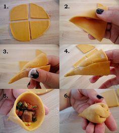 Buddakan's Carrot Dumplings, My Way