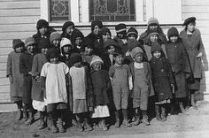 The Indian Residential schools were a network of boarding schools for First… Native American Children, Native American History, Native American Indians, Native Indian, Native Americans, Indian Boarding Schools, Indian Residential Schools, Waterton Lakes National Park, Cherokee Nation