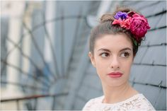 bold bridal accessories | Image by Studio Ohlala