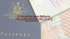 Our company is among the Melbourne's top agency of lawyers focusing only on immigration inside the Melbourne. You'll find knowledge at all stages of immigration plus our aim will be on delivering you with the sound legal counsel our team can. We supply brief solutions which present you with a result you will be very pleased with