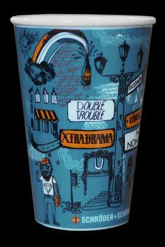 Schröder + Schröder Coffe Cup