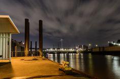 Foto aus Hamburg vom Anleger Messberg und die Oberbaumbrücke | Bildschönes Hamburg