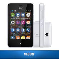 O Nokia Asha 501 2 chips foi feito para surpreender! Simples e rápido, ele proporcionará muito mais agilidade para o seu dia. Confira nossa #OfertaNagem