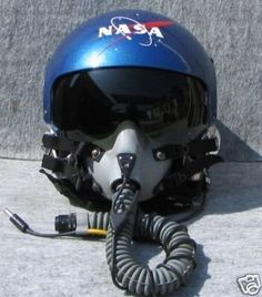 nasa pilot helmet - photo #17