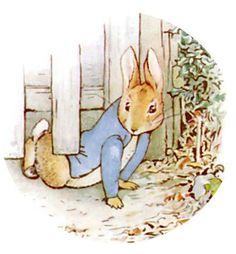 Peter Rabbit printable tags--free download: