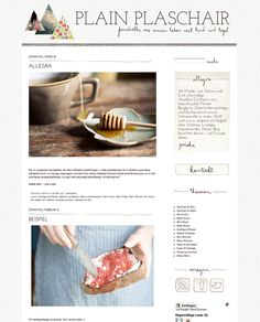 incredible blog design by tabitha emma!