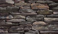 coos bay bluff stone by eldorado... possible garage surround