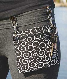 "Hip Klip ""pocket purse"" - My sister has been demanding, for several years now…"