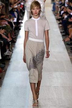 Tory Burch Spring 2015 Ready-to-Wear Fashion Show: Complete Collection - Style.com