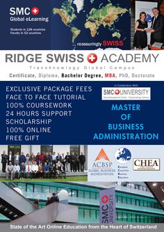 Ridge Swiss Academy Brochure p1