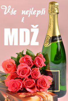 Champagne, Bottle, Frases, Women Day, Flask