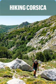 Hiking en bergwandelen op Corsica. Reisverslag en reistips. GR20. Col de Verde.