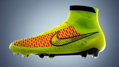 Nike amaze again – Nike Magista Football boot built almost entirely from Flyknit