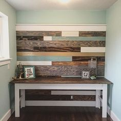 DIY Desk from plan http://ana-white.com/2013/02/plans/casual-2x4-desk