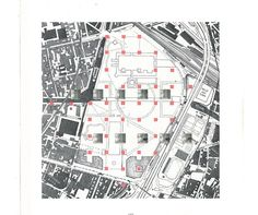 bernard tschumi - parc de la villette, 1982-1998