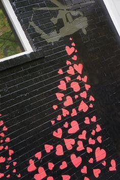 Street Art - Elizabeth St NYC