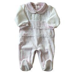 Tutina Melby neonata in ciniglia