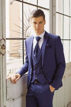 Abito blu sera uomo for men - Vestito blu. Impero Couture 22f9c823d75