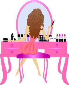 Trimilique Chic: Make App Drawings, Makeup Illustration, Beauty Illustrations, Cake Logo Design, Barber Shop Decor, Makeup Wallpapers, Beauty Salon Decor, Oriflame Cosmetics, Simple Cartoon