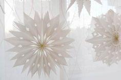 Sterne aus Papiertüten - HANDMADE Kultur Christmas Gift For You, Christmas Bells, Christmas Crafts For Kids, A Christmas Story, Christmas Diy, Farmhouse Christmas Decor, Chandelier, Holidays And Events, Clipart
