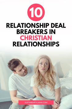 What are deal breakers in Christian relationships that you should look out for? In this post I provide a list of dating dealbreakers. Find out what dating red flags to look our for in dating. Christian dating red flags/ godly dating deal breakers
