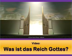 Was ist das Reich Gottes? Bitte sehen Sie dieses Video: https://www.jw.org/de/publikationen/buecher/gute-botschaft-von-gott/was-ist-das-reich-gottes/video-dein-reich-komme/. Dann lesen Sie diesen Artikel: https://www.jw.org/de/publikationen/buecher/gute-botschaft-von-gott/was-ist-das-reich-gottes/. (What is the Kingdom of God? Please watch the video. Then read the article.)