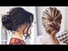 Classy Prom & Wedding UPDOS for Long Hair Hairstyles Compilation 2018 - YouTube