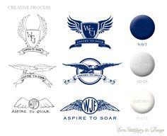 Branding and Logo Design by ECRU Stationery & Design