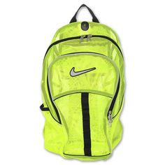Nike+Mesh+Backpack | Nike Brasilia 4 Large Mesh Backpack | FinishLine.com | Neon
