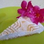 Cheesecake light facile facile ricetta dolci senza cottura